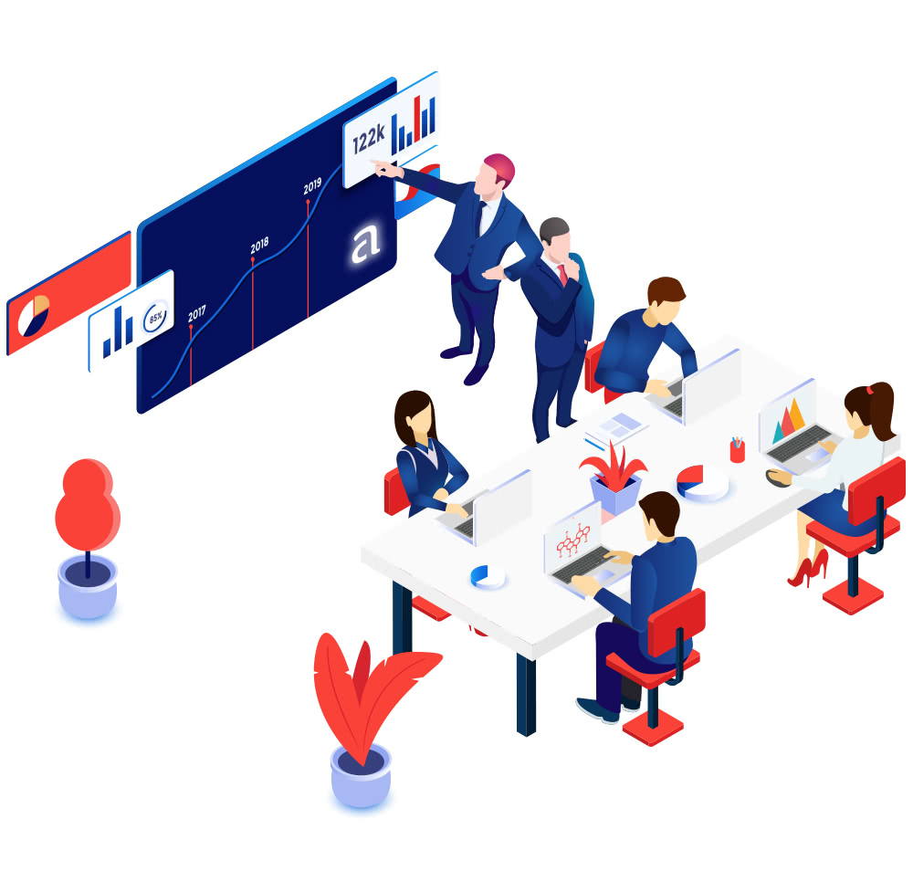 Expertise IT Projektmanagement national und international